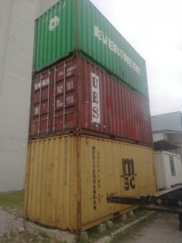 Brodski kontejneri 20 ft